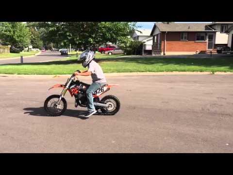 KTM mini thunder