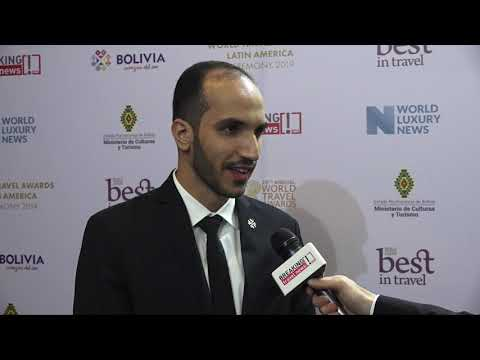 Breaking Travel News interview: Mazin Ali Al Dughaishi, Oman Airports