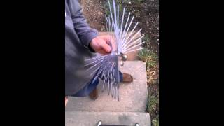Mikey Wind Spinner Instruction