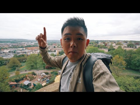 FINDING THE BEST VIEWS IN BRISTOL