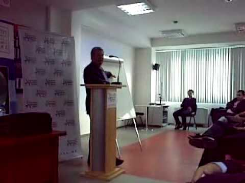 Lecture by prof. Walter Andrysyzyn 04.05.2009 part 4