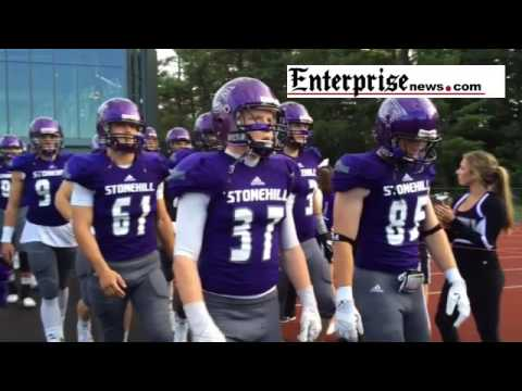 Stonehill College vs Bloomsburg in football