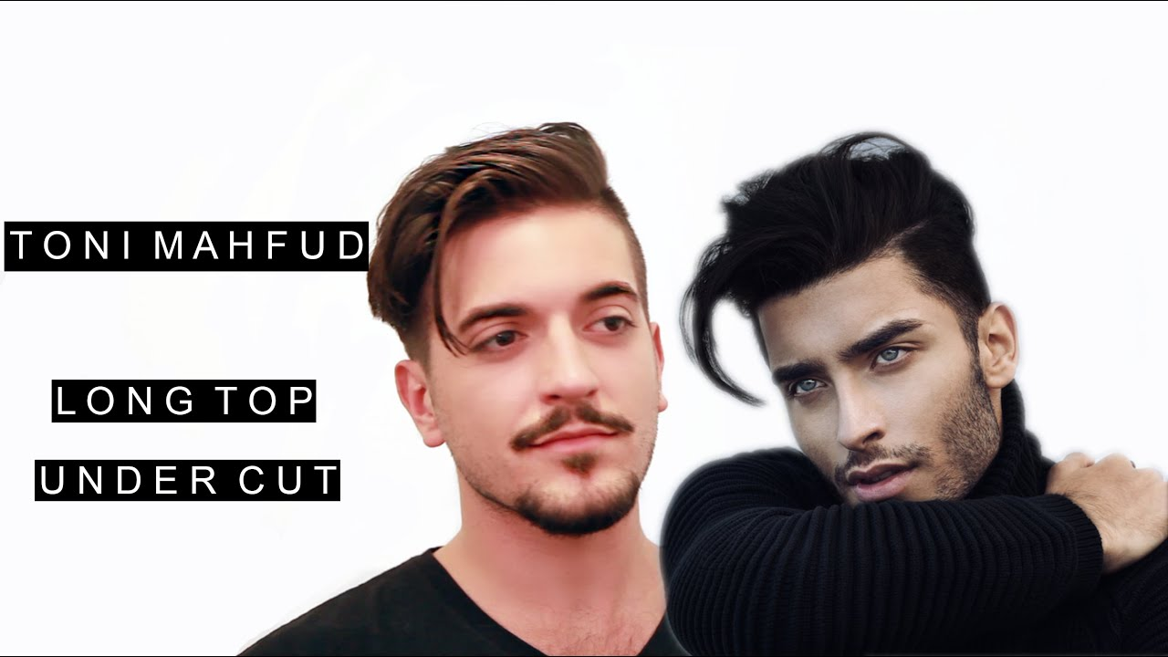 Toni Mahfud Hairstyle Tutorial