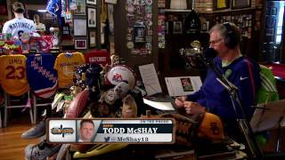 ESPN's Todd McShay previews the upcoming NFL Draft and more (4/20/17) Free HD Video