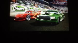 Cars race-o-rama the ending