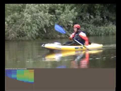 "SonTek RiverSurveyor (""Legacy"" version): Discharge Measurements - Kayak Mounted (UK)"