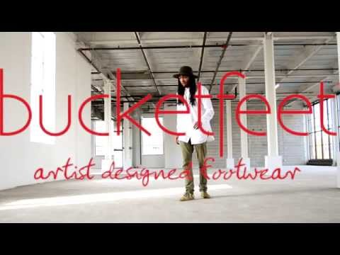 Movement Artist Jon Boogz @bucketfeet
