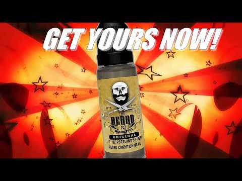Best Beard Oil - Portlands Finest