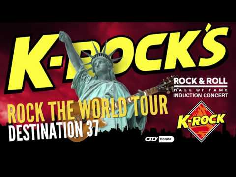 Destination 37 of K-Rock's Rock The World Tour