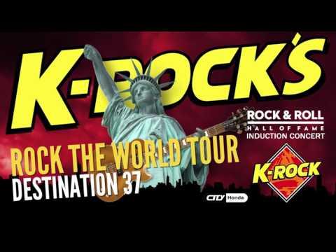 Destination 37 of K-Rock's Rock The World Tour