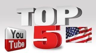 5 самых лучших Американских блогеров