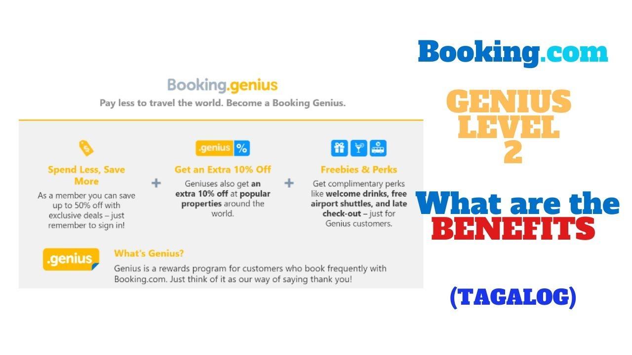 Genius Status Booking