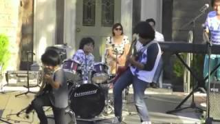 Flip Notes Band Live at Pistahan SA CBS Studios Sunday, August 26, 2012 - Diversity News TV