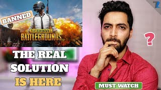 Should PUBG Mobile Be BANNED in India??