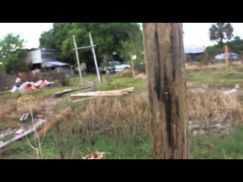 manufactured home utility hookup