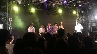 2018年7月1日(日)【4大学合同ライブ】@町田Play house 参加大学(Twitt...