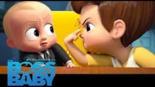 The Boss Baby Full Movie in English Animation Movies Kids New Disney Cartoon 2020
