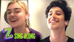 Someday Sing Along with Meg Donnelly and Milo Manheim 🎶 | ZOMBIES 2 | Disney Channel