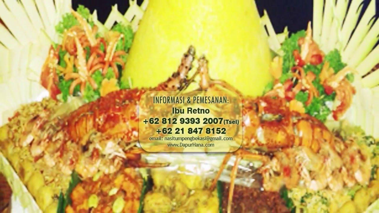 081293232007 Tsel Nasi Tumpeng Bekasi Tumpeng Nasi Kuning Tumpeng Ulang Tahun Youtube