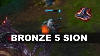 The Adventures of Bronze 5 - Sion