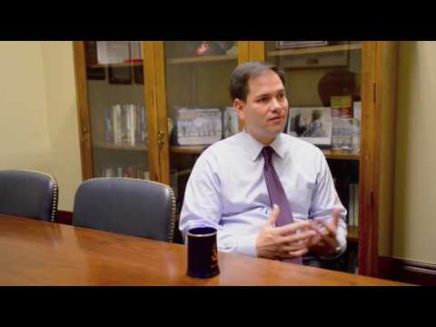 Senator Marco Rubio Interview