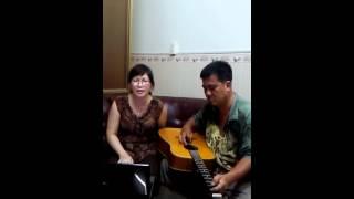 Guitar 2 ngón - Vọng cổ buồn