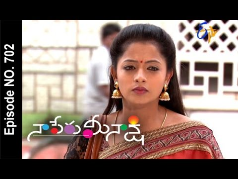 Naa Peru Meenakshi |22nd April  2017 | Full Episode No 702 | ETV Telugu