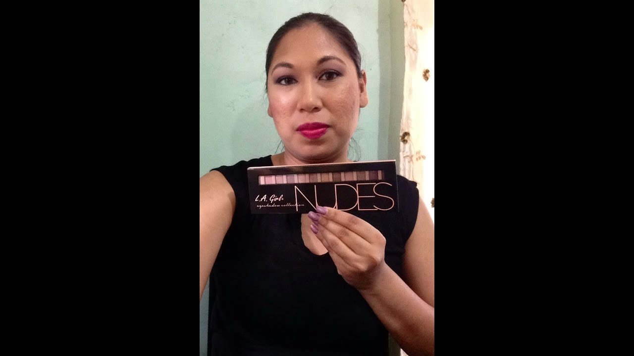 review Nude girl