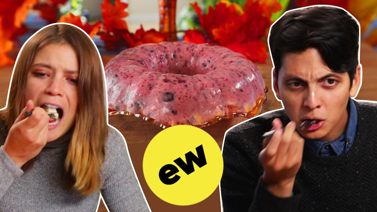 Weird Foods People Used To Eat For Thanksgiving