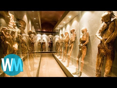 Top 10 Insanely Cool Museums