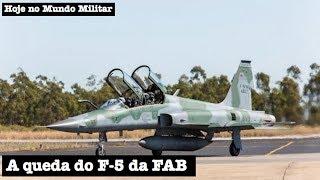 A queda do F-5 da FAB