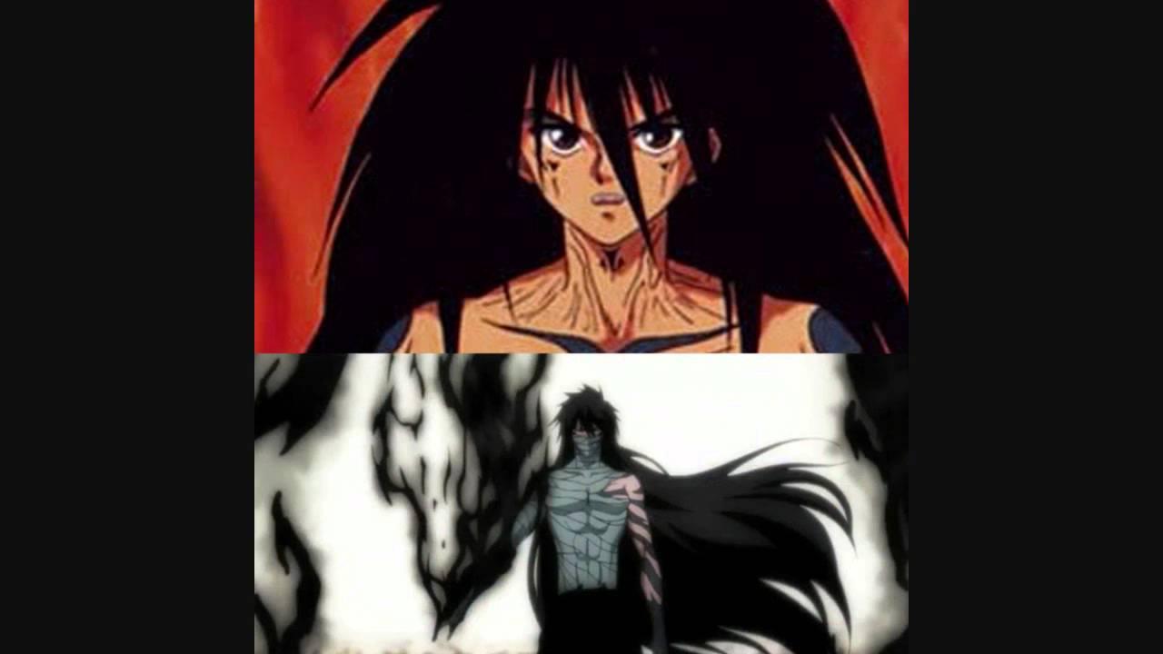 2011 yusuke v s ichigo youtube for Yusuke demon