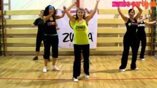 Los Locos - Ritmo Vuelta: Zumba choreography by Lucia Meresova HD ready 720p