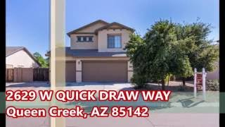 4 Bed 2.5 Bath Morning Sun Farms Home w/ Great Queen Creek/San Tan Valley Location!