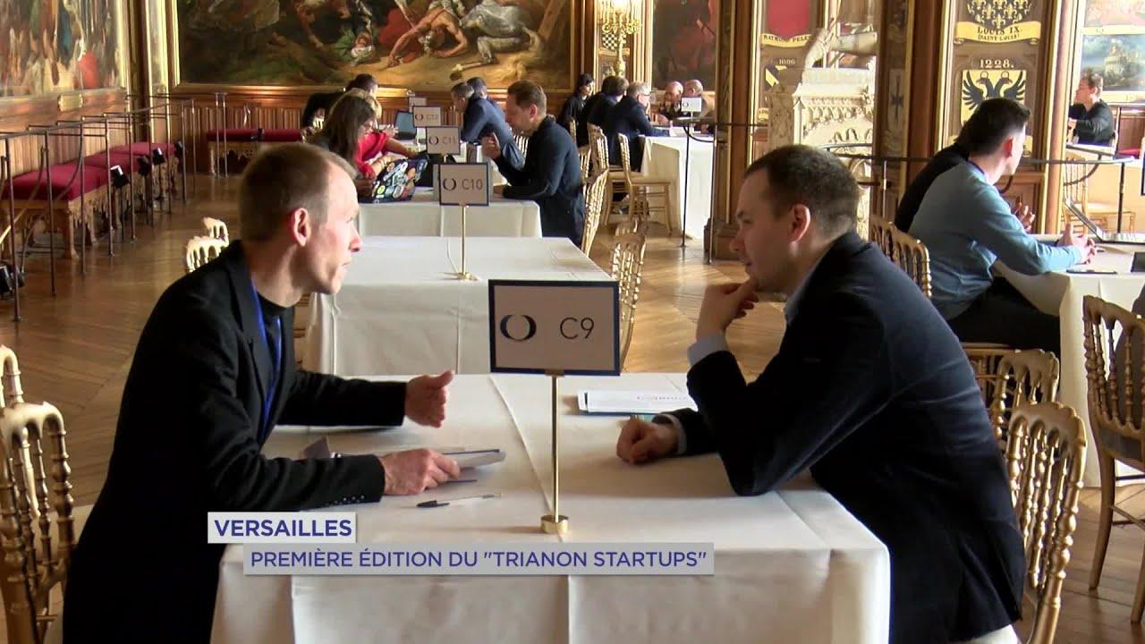 Yvelines | Versailles : Première édition du Trianon Startups