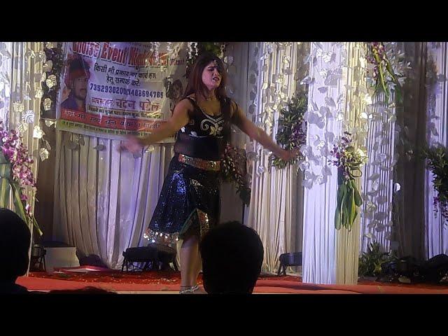 Sapna Chodhary New dance Video in Bihar