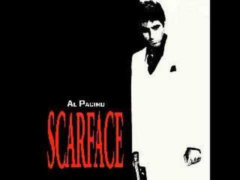 funk scarface paranoiak