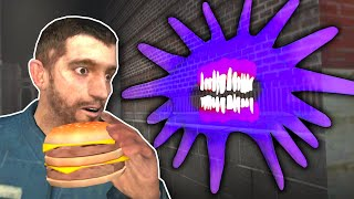 Jelly Mouth is After Me!  Garry's Mod Multiplayer Gameplay