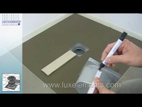 Instalacion plato de ducha de obra leroy merlin youtube - Barra ducha leroy merlin ...