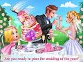 Wedding Planner Part 1 - Dress Up, Makeup & Cake Design - iPad app demo for kids - Tabtale - Ellie