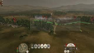 Total Warcılar - İspanya-Cherooke Savaşı / 1. Savaş