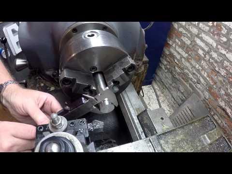 Powermatic Model 90 Lathe Repair #1