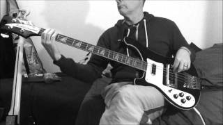 SANCTIFY by Simple Minds Bass Cover
