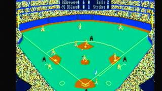1982 Brewers @ 1992 Blue Jays Earl Weaver Baseball Amiga