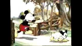 The Spirit of Mickey (1998) Teaser (VHS Capture)