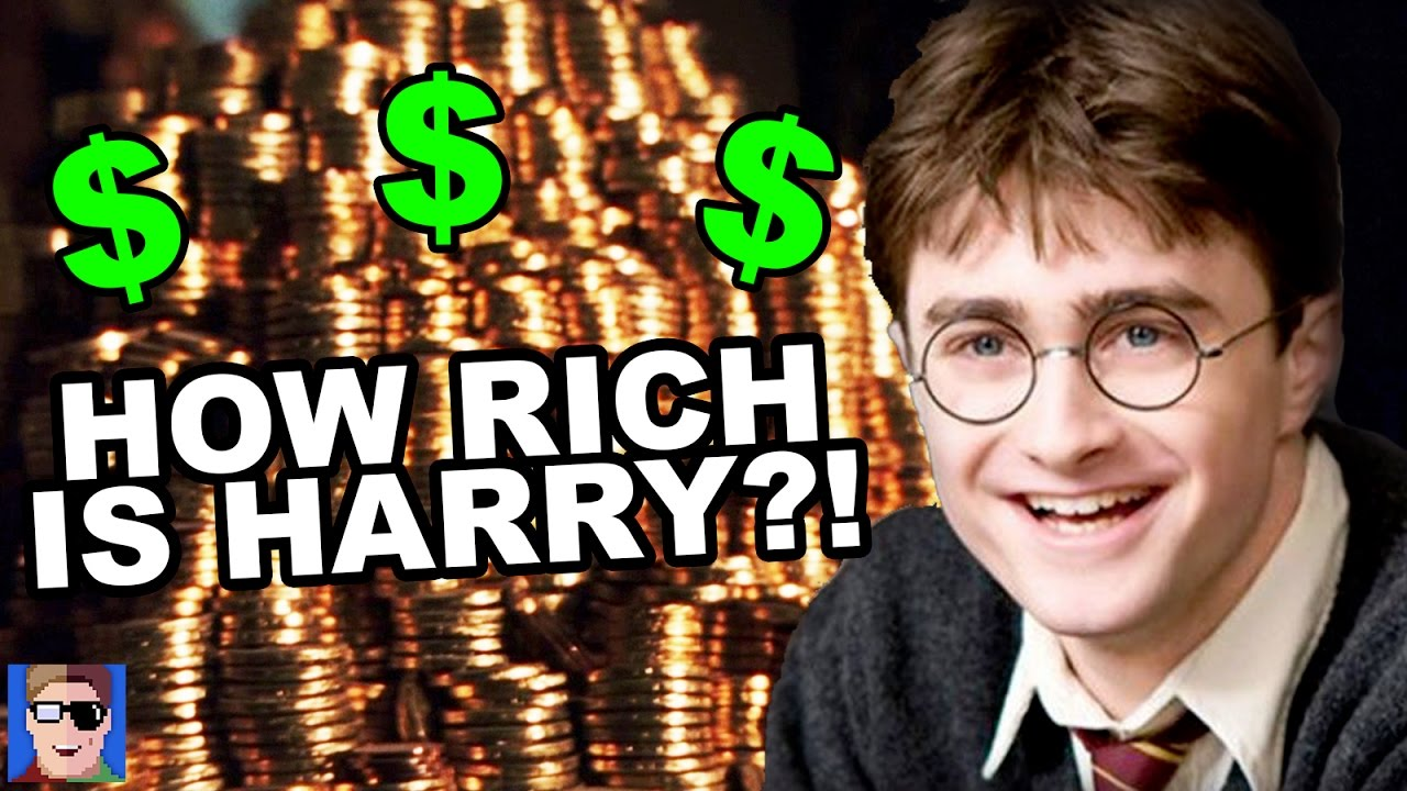 money could your harry potter
