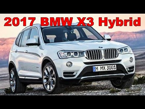 2017 bmw x3 hybrid exterior and interior youtube. Black Bedroom Furniture Sets. Home Design Ideas