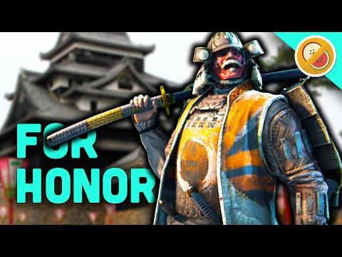 KENSEI MAKES 1V4'S EASY! - For Honor Gameplay