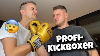 Ich vs. PROFI - BOXER  Smolik 😳