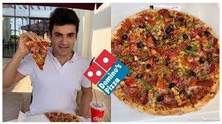 EVDE DOMİNOS BOL MALZEMOS PİZZA TARİFİ  Dominos Pizza Recipe